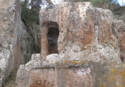Etruscan Tomb Hildebranda, Sovana