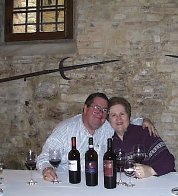 Nardi Winery-Lunch-US