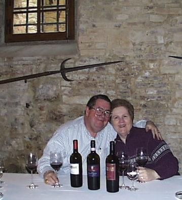 Nardi Winery-Lunch-US